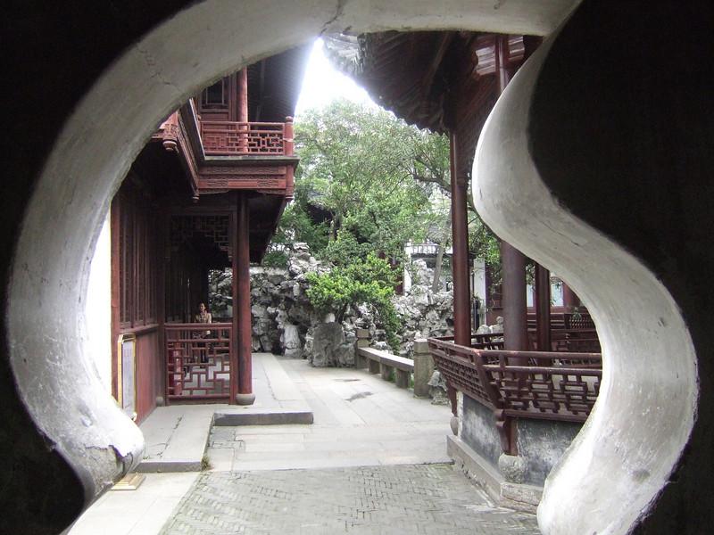 Yu Gardens - Shanghai