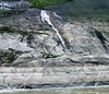 Stairs cut into the rocks - near Chongqing