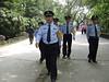 Chongqing Zoo Security - the May Labor Holiday