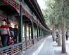 728 Yard Corridor at the Summer Palace grounds