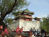 On the shore of Cunming Lake at the Summer Palace grounds