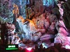 The Morning Sunrise Over the Lion Jungle - a scene in Reed Flute Cave - Guilin