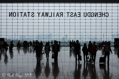 East Chengdu Train Station - Chengdu, China ... October 5, 2012 ... Photo by Rob Page III