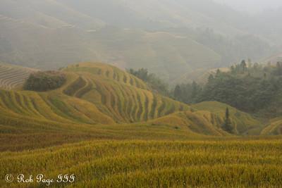 Exploring the rice terraces of Longji - Longsheng, Guangxi, China ... October 6, 2012 ... Photo by Rob Page III