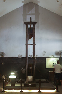 The blade at the Hanoi Hilton - Hanoi, Vietnam .... October 11, 2012 ... Photo by Rob Page III