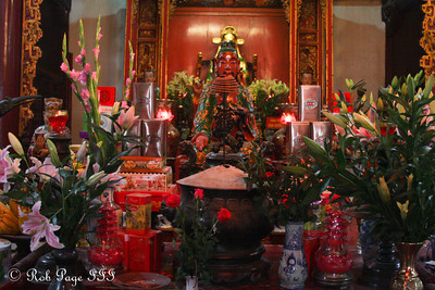 Visiting the Temple of the Jade Mountain - Hanoi, Vietnam .... October 12, 2012 ... Photo by Rob Page III