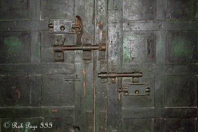 Being bolted in at the Hanoi Hilton - Hanoi, Vietnam .... October 11, 2012 ... Photo by Rob Page III