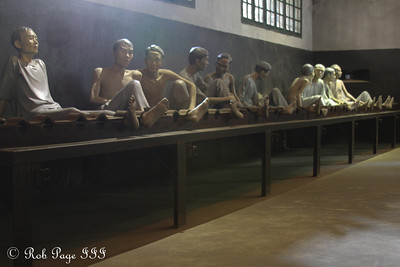 Prisoners at the Hanoi Hilton - Hanoi, Vietnam .... October 11, 2012 ... Photo by Rob Page III