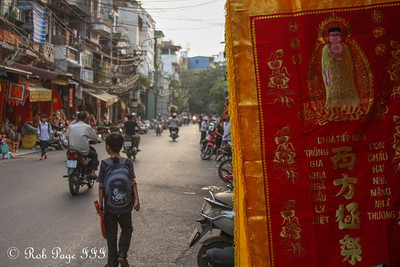 The city streets - Hanoi, Vietnam .... October 11, 2012 ... Photo by Rob Page III
