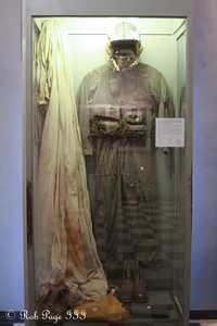 John McCain's jumpsuit at the Hanoi Hilton - Hanoi, Vietnam .... October 11, 2012 ... Photo by Rob Page III