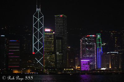 Hong Kong at night- Hong Kong ... October 13, 2012 ... Photo by Rob Page III