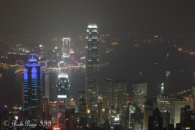 Hong Kong at night- Hong Kong ... October 13, 2012 ... Photo by Rob Page III