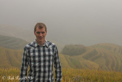 Exploring the rice terraces of Longji - Longsheng, Guangxi, China ... October 7, 2012 ... Photo by Rob Page III