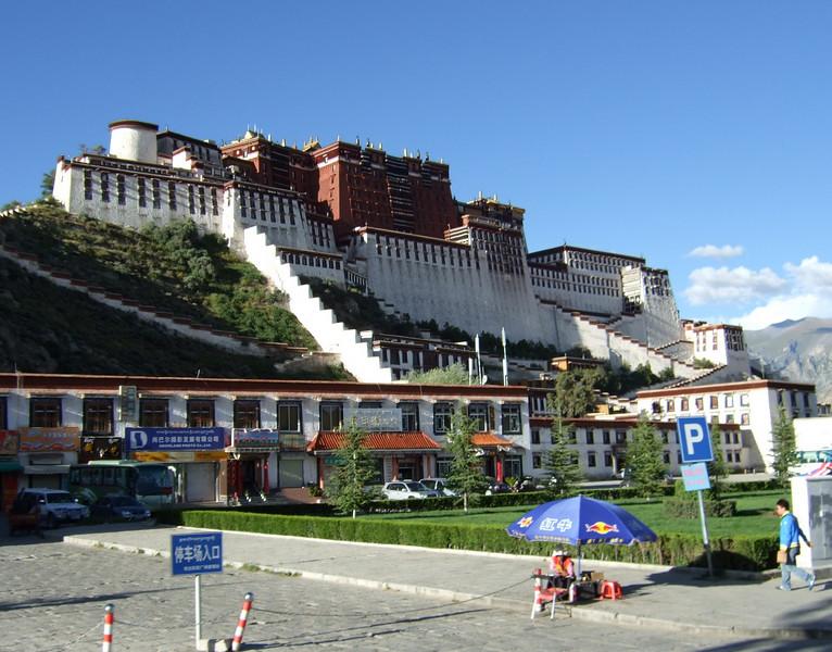 Potala Palace - Lhasa Tibet