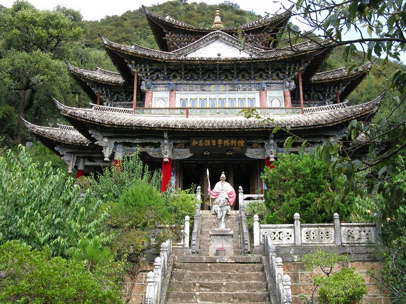 Monastery in Lijiang