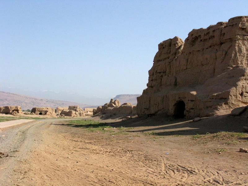 Ruins of Gaochang