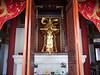 Temple Interior - Three Pagodas - Dali