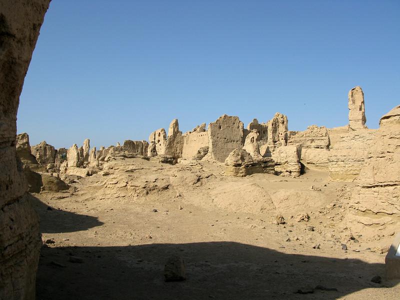 Jiaohe Ruins