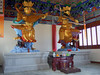 Temple Interior - Three Pagodas - Dali