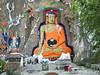 Budda Image in Tibet
