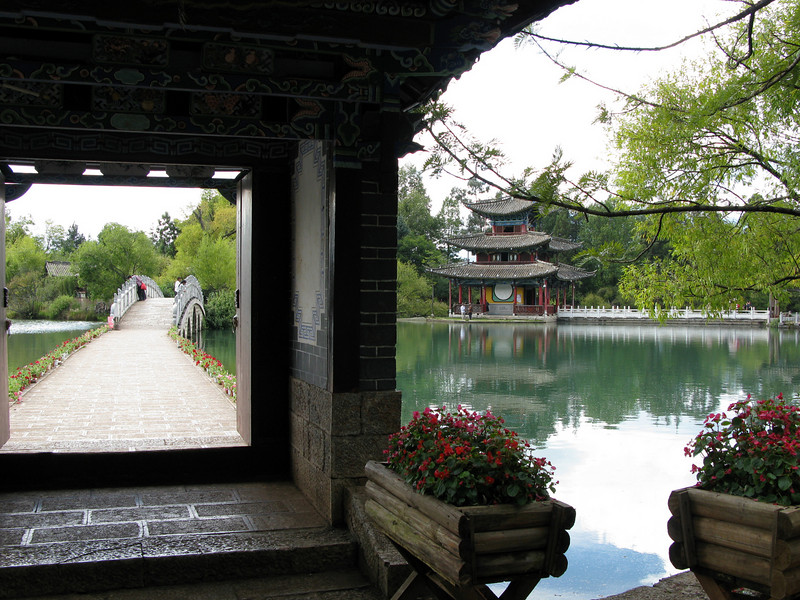 Black Dragon Pool - Lijiang