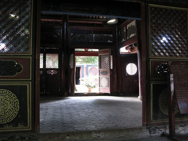 Yufeng Monastery - Lijiang