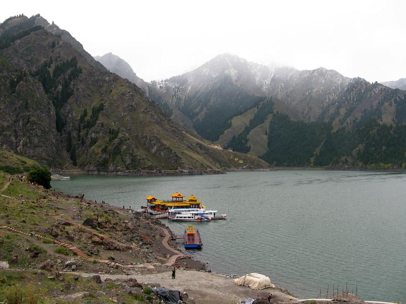 Heavenly Lake - Urumqi
