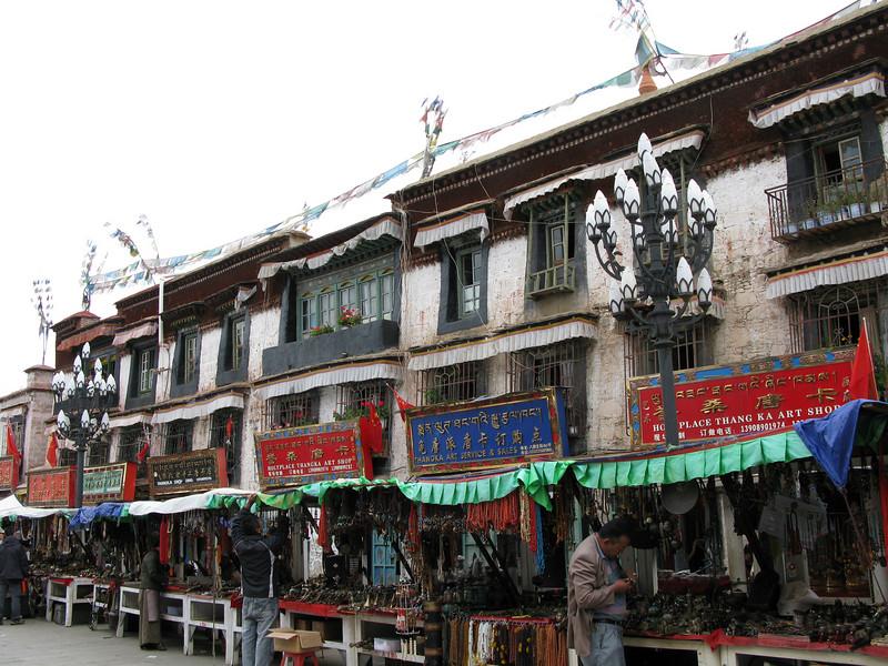 Barkhor - Streets of Lhasa