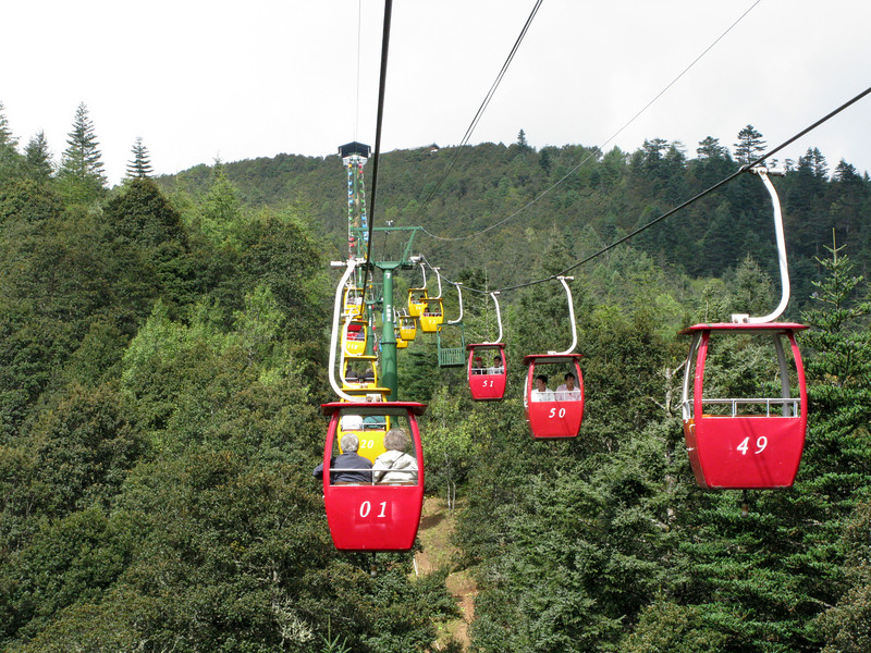 Cable Car to Yak Meadow - Lijiang