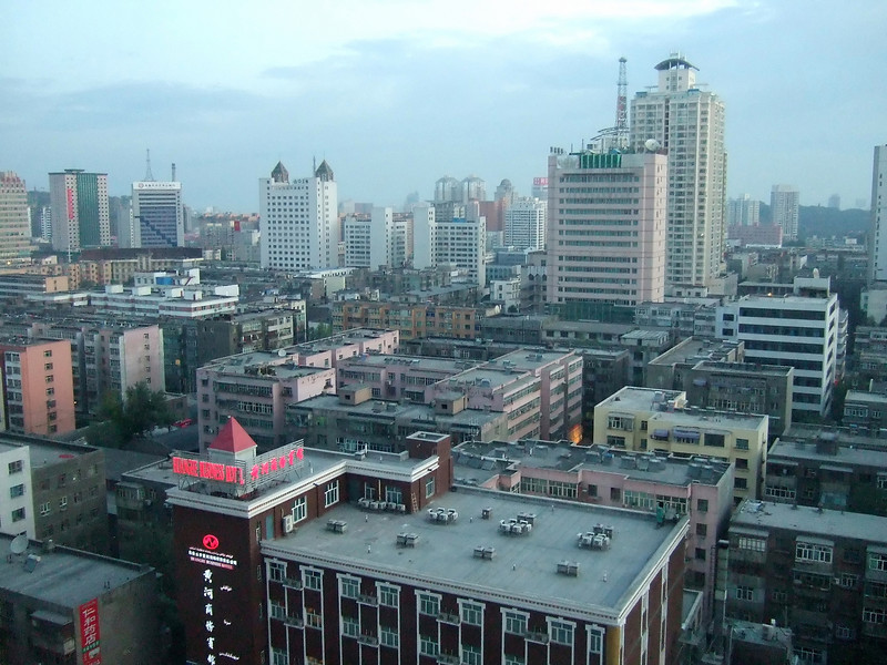 Dawn - Urumqi