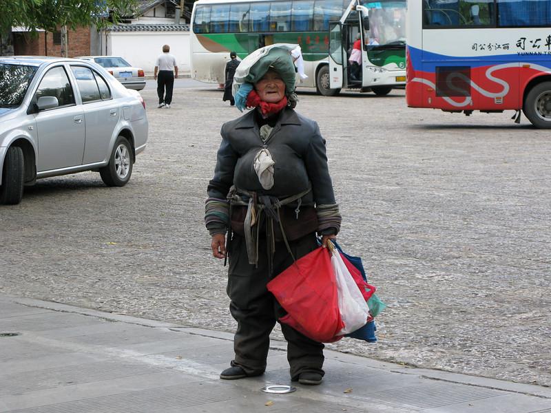 Hard Times in Lijiang