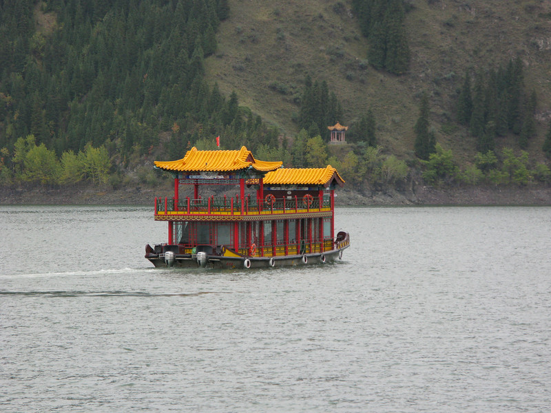 Heavenly Lake - Urumqi