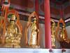 Temple Interior Details - Three Pagodas - Dali