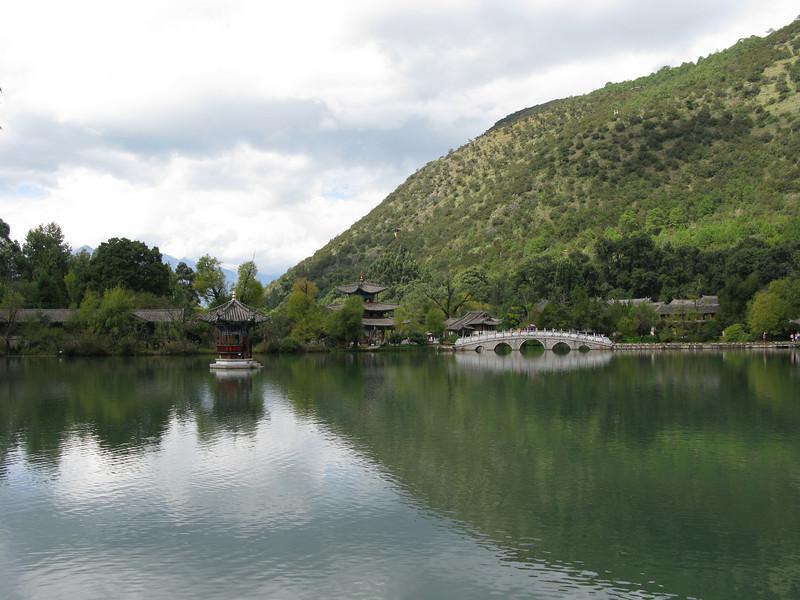 Black Dragon Pool at Lijiang