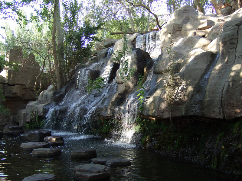 Grape Valley Waterfalls