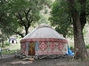 Kazakh Yurt Home