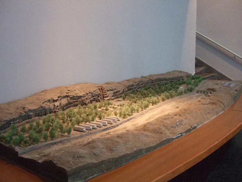Mogao Grottos Replica