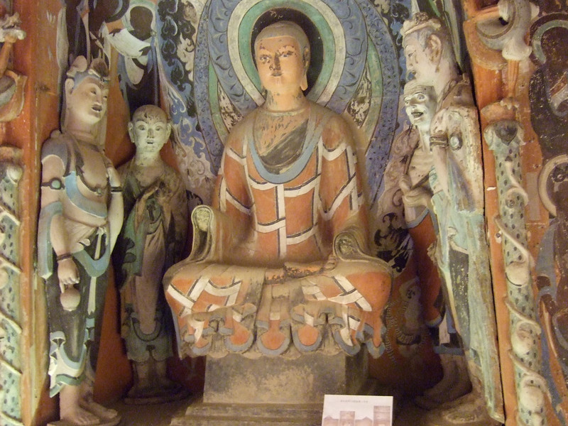 Relics from the Mogao Grottos