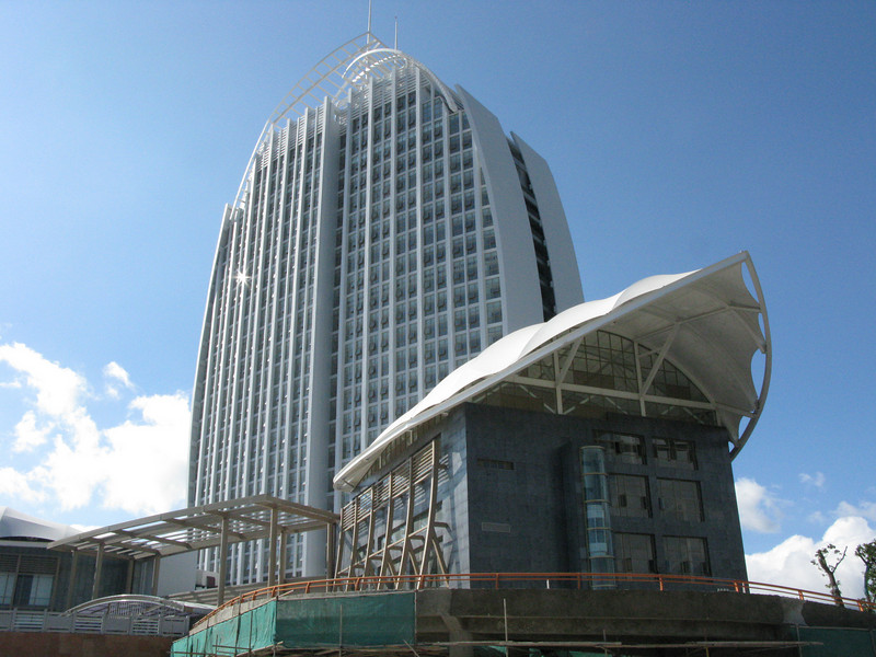 Five Star Hotel being built in Dali