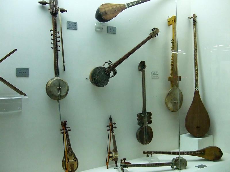 Music in the Xinjiang Region