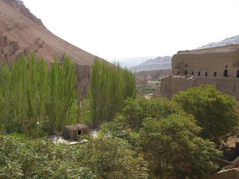 5-century AD Bezeklik Thousand Budda Caves