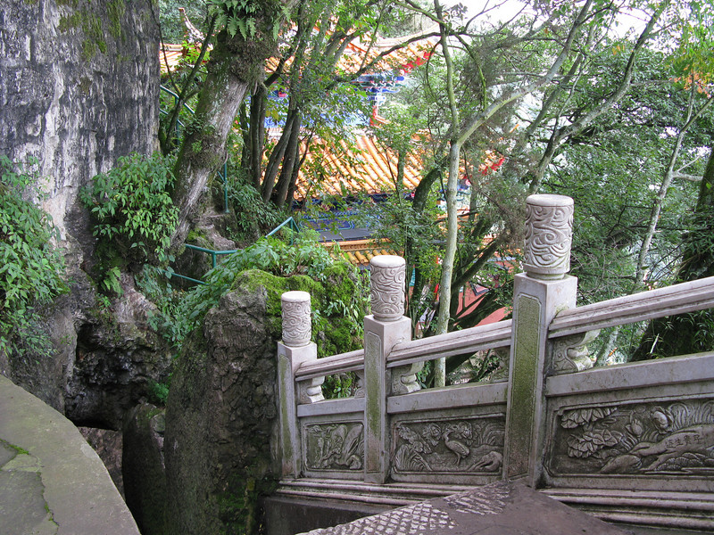 Dragon's Gate in Kunming