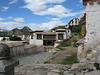 Inclines at Potala Palace - Lhasa Tibet