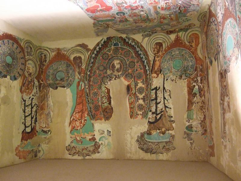 Wall Art - Mogao Grottos