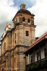 Iglesia de San Pedro Claver - Cartagena, Colombia ... October 15, 2011 ... Photo by Rob Page III