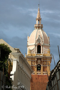 The Cartagena Cathedral - Cartagena, Colombia ... October 15, 2011 ... Photo by Rob Page III
