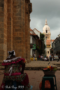 Cathedral - Cartagena, Colombia ... October 15, 2011 ... Photo by Emily Page