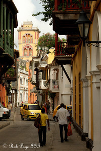 Cartagena, Colombia ... October 15, 2011 ... Photo by Rob Page III
