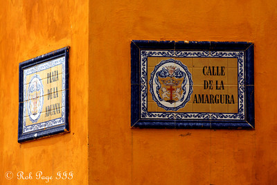 Road signs in colonial Latin America - Cartagena, Colombia ... October 15, 2011 ... Photo by Rob Page III