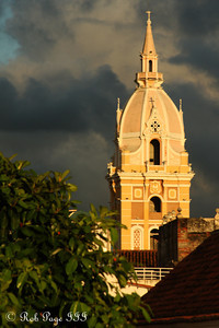 The Cartagena Cathedral - Cartagena, Colombia ... October 16, 2011 ... Photo by Emily Page